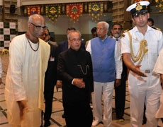 Hon'ble President of India, Shri Pranab Mukherjee